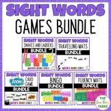 New Zealand Sight Words Giant Super Mega GAMES Bundle!