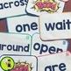 New Zealand Sight Words GAMES Bundle