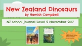 NZ school journal digital tasks with Google slides