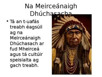 Na Meirceánaigh Dhúchasacha