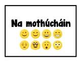 FREE Na Mothúcháin- Emotions Flashcards
