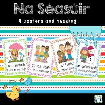 Na Séasúir - Posters