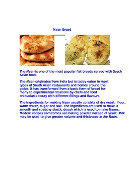 Naan Bread Introduction