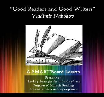 Nabokov: Good Readers and Good Writers - SMARTBoard Presentation