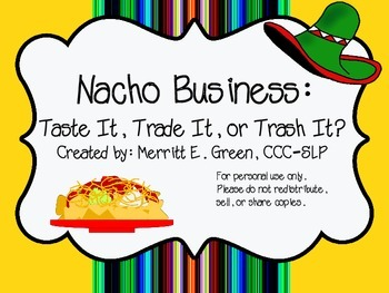 Nacho Business Game