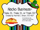Nacho Business Game