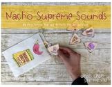 Nacho Supreme Sounds: NO PREP Make and Take for Articulation