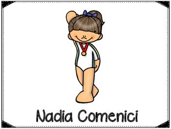 Nadia Comenici -FREE