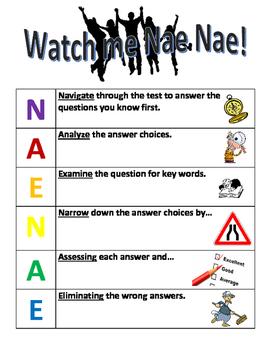 Nae Nae Test Taking Strategies