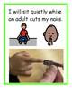 Nail Cutting Social Story