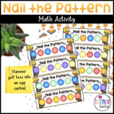 Nail the Pattern Math Cards