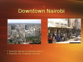 Nairobi - The Capital City of Kenya