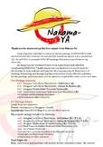 Hiragana Worksheets Sample - あ (FREE)