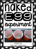 Naked Egg Experiment Writing: Create a Rubber Egg in Your