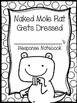 Naked Mole Rat Gets Dressed Book Companion (17 Print and Go Pages)
