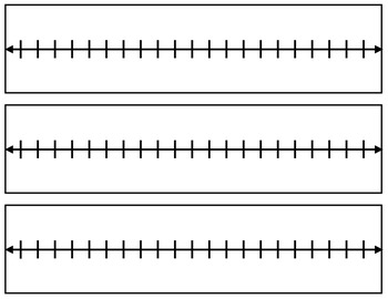 Naked Number Lines