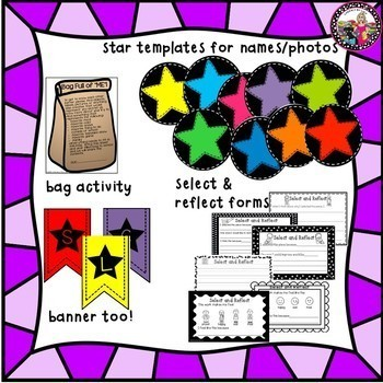 Name Activities, Name Intervention, & MORE! Bundle!