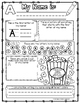 Back to School Name Activity