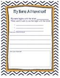 Name Alliteration