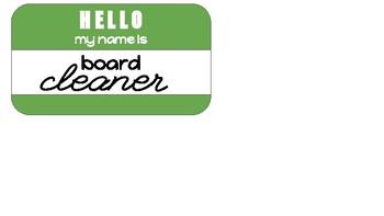 Name Badge Jobs
