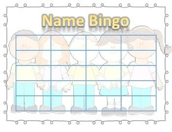 Name Bingo