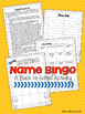 Getting to Know You Name Bingo