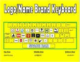 Name Brand Keyboard