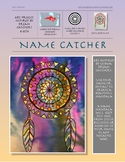 Name Catcher-Mandala: Native American Art