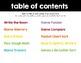 Name Center Activities - Editable!