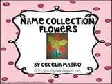 Name Collection Flowers - Composition of a Number-CCSS NBT