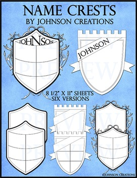 Name Crests