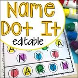 EDITABLE Name Dot It