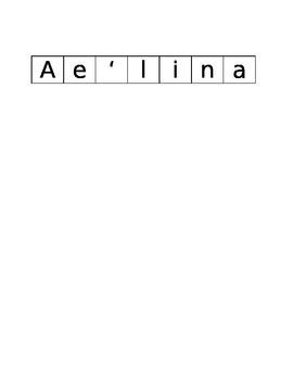 Name Fluency