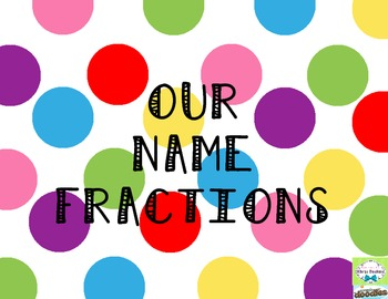 Name Fractions Sign