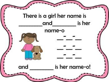 Name Game (Bingo)