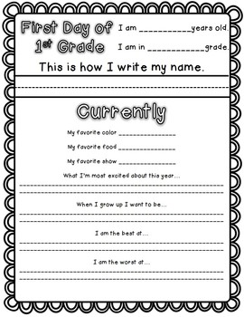 Name Games {Getting to know you mini unit }