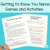 Name Games for the Music Classroom Bundle