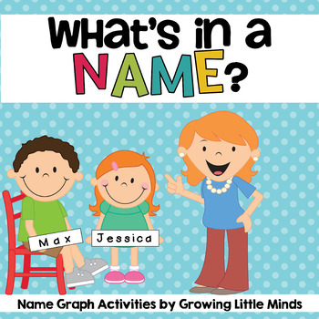 Name Graph Activities Freebie!