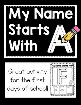 Name Handwriting Practice