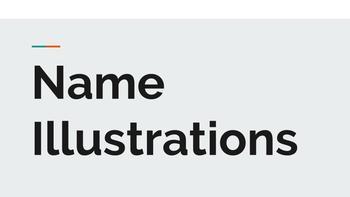 Name Illustrations