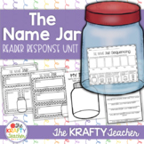 The Name Jar | Back to School Reading Comprehension Activities