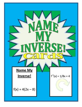 Name My Inverse Cards