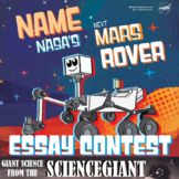 Name NASA's Next Mars Rover Essay Contest