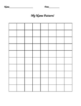 Name Patterns