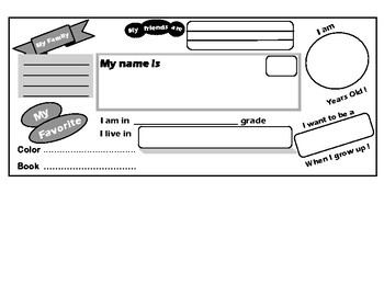 Name Plate FREEBIE