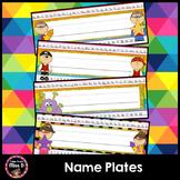 Name Tags / Nameplates