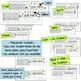 Editable Desk Name Plates in Cursive & Manuscript with Math Helpers