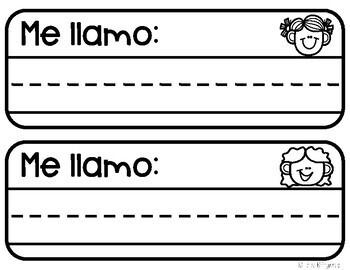 Name Plates- FREEBIE