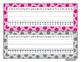Name Plates - Polka Dots