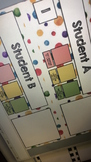 Name Plates (Polka Dots) - EDITABLE